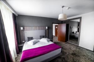 Hotel Europeca, Hotely  Craiova - big - 57