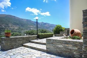 Villa View Studios Andros Greece