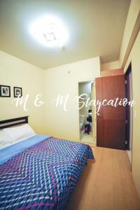 M & M Staycation, Apartmány  Manila - big - 19