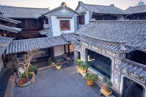 Shaxi Aoding Courtyard