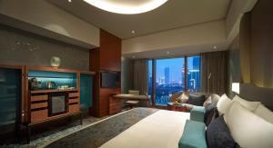 Shangri-La Hotel Tianjin, Hotel  Tianjin - big - 2