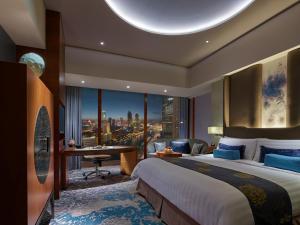 Shangri-La Hotel Tianjin, Hotel  Tianjin - big - 3