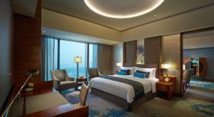 Shangri-La Hotel Tianjin, Hotel  Tianjin - big - 10