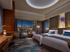 Shangri-La Hotel Tianjin, Hotel  Tianjin - big - 12