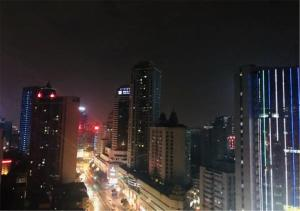 Tianfu International Apartment, Apartmanok  Csengtu - big - 33