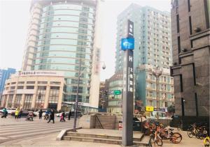 Tianfu International Apartment, Apartmanok  Csengtu - big - 35