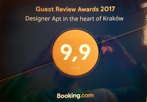 Designer Apt in the heart of Kraków