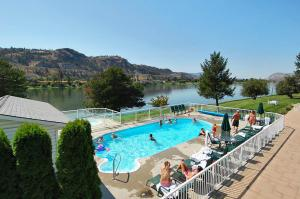 South Thompson Inn & Conference Centre, Hotely  Kamloops - big - 62