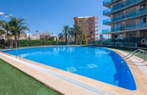 Apartment Calpe/Calp/Costa Blanca 27510, Apartmanok  Calpe - big - 12