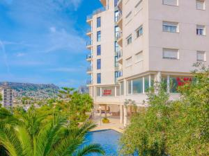 Apartment in Calpe, Ferienwohnungen  Calpe - big - 9