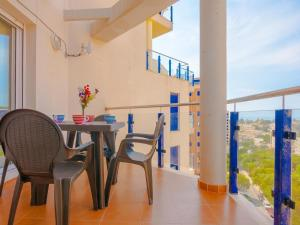 Apartment in Calpe, Ferienwohnungen  Calpe - big - 13