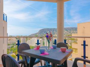 Apartment in Calpe, Apartmanok  Calpe - big - 15