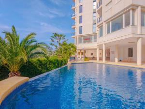 Apartment in Calpe, Ferienwohnungen  Calpe - big - 1