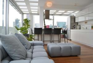obrázek - Design Duplex - Terrace - Rothschild area #TL23
