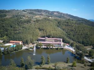Hotel Lago Verde, Hotel  Serravalle Pistoiese - big - 18