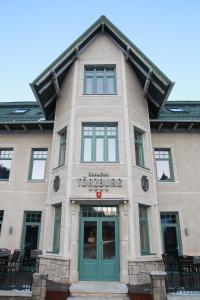 Conacul Törzburg, Hotely  Bran - big - 37