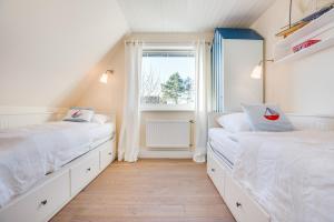 Kürzdörfers App 3 OG, Apartmanok  Wenningstedt - big - 26