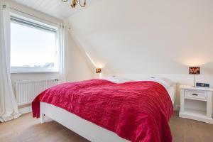 Kürzdörfers App 3 OG, Apartmanok  Wenningstedt - big - 29