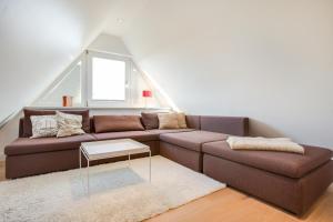 Kürzdörfers App 3 OG, Apartmanok  Wenningstedt - big - 32