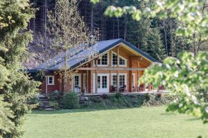 Jagdhaus zur Bischofsmühle - Bernstein am Wald