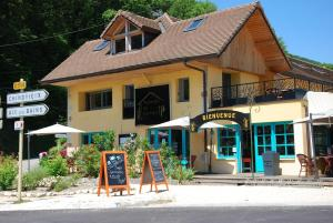 Auberge de Portout - Accommodation - Chanaz