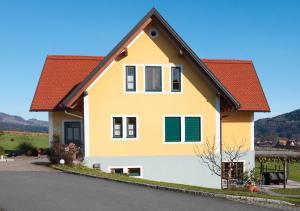Penzion Winzerhof Gästezimmer Grebenz Großklein Rakousko