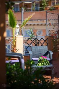 Pantheon Inn, Bed and Breakfasts  Řím - big - 22