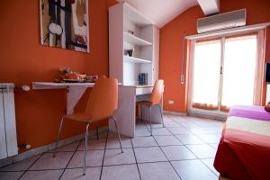 La Voliera, Bed & Breakfast  Roma - big - 108