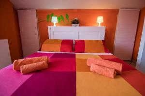 La Voliera, Bed & Breakfasts  Rom - big - 38