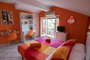 La Voliera, Bed & Breakfast  Roma - big - 94