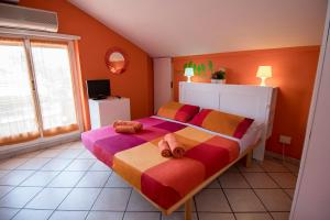 La Voliera, Bed & Breakfasts  Rom - big - 70