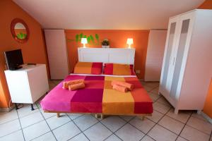 La Voliera, Bed & Breakfast  Roma - big - 96