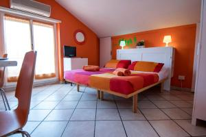 La Voliera, Bed & Breakfast  Roma - big - 97