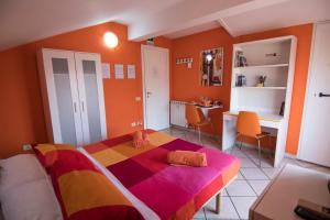 La Voliera, Bed & Breakfast  Roma - big - 98