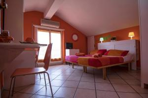 La Voliera, Bed & Breakfasts  Rom - big - 65