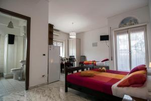 La Voliera, Bed & Breakfast  Roma - big - 61