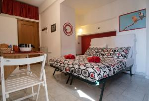 La Voliera, Bed & Breakfast  Roma - big - 56