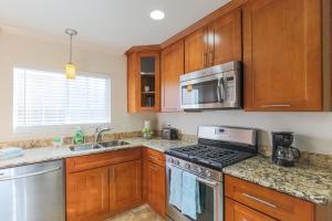 Lemon Lime 2BR/1BA, Appartamenti  Mountain View - big - 10
