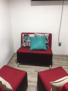 Hermoso departamento, Apartmány  Mexiko City - big - 7