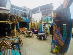 Mandala Youth Hostel, Hostels  Huanchaco - big - 18