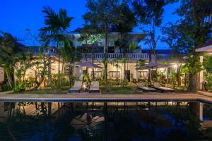 Angkor Magictree Boutique (Damnak rusey), Hotels  Siem Reap - big - 58