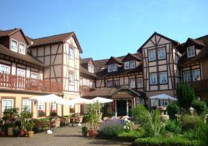 Hotel Burg-Mühle - Horbach