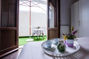 Kyanos Residence, Apartmány  Syrakúzy - big - 44
