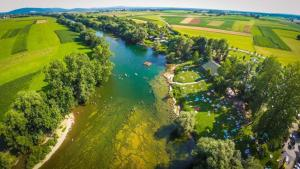 Holiday resort & camping Bela krajina - river Kolpa