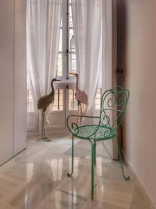 Apartamento CIGARRERAS de Cadiz, Apartmanok  Cádiz - big - 1