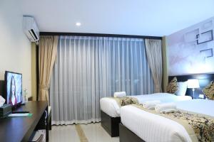 Sky Beach, Hotels  Ao Nang Beach - big - 43