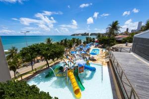 Praiamar Natal Hotel & Convention, Hotels  Natal - big - 30