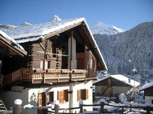 Le Vieux Rascard B&B - Accommodation - Champoluc