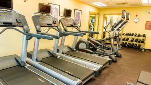 TownePlace Suites by Marriott Columbia Northwest/Harbison, Hotely  Columbia - big - 33