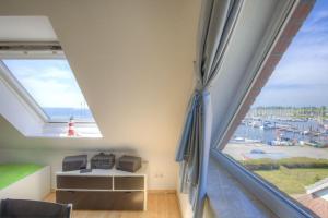 OG-Wohnung-Haus-Marina, Apartmány  Großenbrode - big - 7